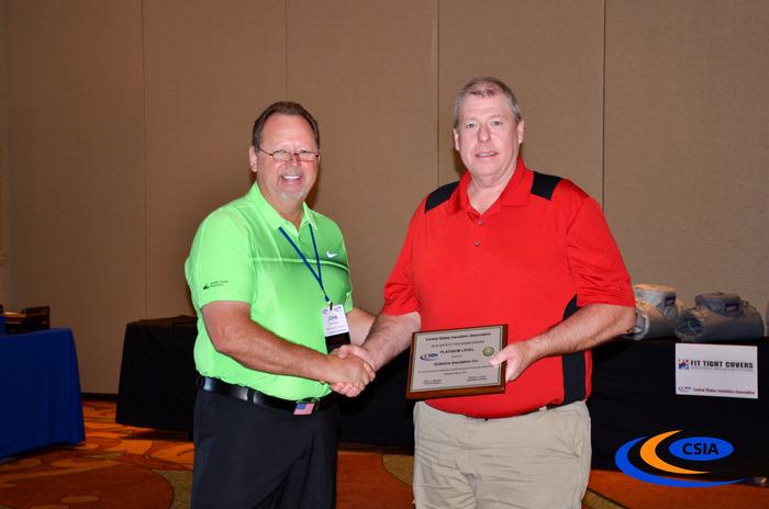 2017 Safety Award Gribbins